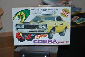 AMT 1969 Cobra Coupe builder