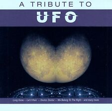A TRIBUTE TO UFO / CD - TOP-ZUSTAND