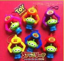 Toy Story Alien Little Green Men the Claw Keychain Charm ***Random Color***