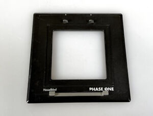 Phase One adapter to hasselblad V mount mount