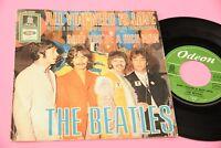 """BEATLES 7"""" ALL YOU NEED IS LOVE ORIG GERMANY 1967 NOT MEDAGLIE"""