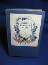 John Brown's Body by Stephen Vincent Benet, Doubleday Doran & Co 1929
