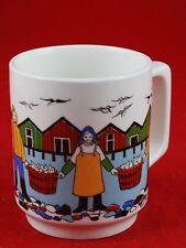 Figgjo Flint FF Norway - Coffee Mug - Gerd Design - Torskefiske Fishermen
