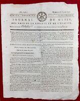 Esclavage 1793 Club des Jacobins Marjevols Saint Chely Aurillac Jura Bayonne