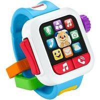 Laugh and Learn Musical Smart Watch Interactive Play Kids Baby Musical Toy