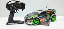 Traxxas Ken Block Rally VXL 4X4  Brushless  RTR RC with LIPO - Gymkhana Fiesta