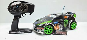 Traxxas Ken Block Rally VXL 4X4  Brushless  RTR RC with LIPO - Gymkhana Fiesta