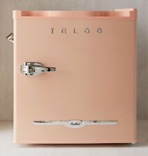 Retro Mini Refrigerator Coral Pink Igloo Dorm Fridge Brand New!
