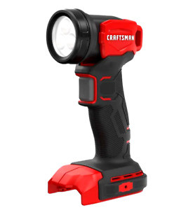 NEW CRAFTSMAN V20 20-Volt Max 140-Lumen LED Rechargeable Power Tool Flashlight