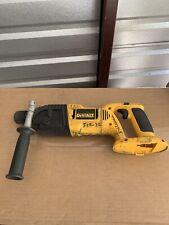 "New listing Dewalt 18V Dw999 Type 3 7/8"" Sds Rotary Hammer Drill"