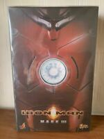 Hot Toys Hot Toys Movie Masterpiece Ironman 1/6 Figure Iron Man (Mark 3) f/s new