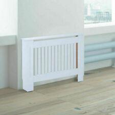 Homcom 112x81x19cm MDF Radiator Cover - White
