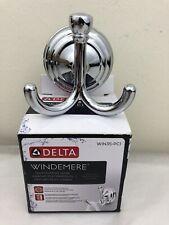 Delta Windemere Robe Multi-Purpose Hook Chrome Model WIN35-PC1