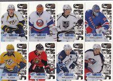 16/17 2016/17 Upper Deck Ice Sub Zero Subzero #6 Erik Karlsson Senators