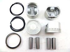 Upgraded Piston/Premium Ring Kit (.50mm) 01+ 1.7L HONDA Civic EX HX LX DX D17A