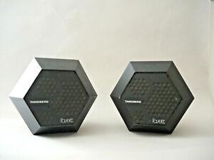 Tandberg Fasett speakers