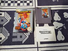 Nintendo Nes Spiel mit OVP The Goonies II