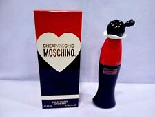 MOSCHINO CHEAP AND CHIC WOMAN DONNA FEMME EAU DE TOILETTE SPRAY 50 ML.