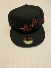 MILB Eugene Larks New Era Hat Hometown Collection Men's Size 7 3/8