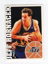 figurina - BASKETBALL BASKET PANINI 1995 95/96 - numero 191 JEFF HORNACEK