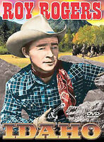 Idaho Roy Rogers DVD Film New & Sealed