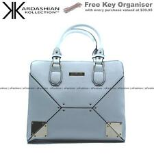 Kim Kardashian Kollection Handbag Womens Bags Ladies White Tote Bag New