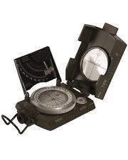 Italienischer Kompass Armeekompass BW Bundeswehr Marschkompass Navigation