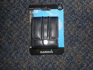 """NEW GARMIN GPS BLACK CARRYING CASE FITS ALL NUVI 3.5"""" AND 4.3"""" PRODUCTS"""