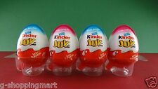 8 pcs Boys & Girls Kinder Joy Chocolate Eggs Kinder Chocolate with surprise toys