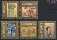 Brasilien 1402-1406 (kompl.Ausg.) postfrisch 1973 Barockkunstwerke (9173017