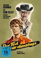 Der Tod ritt dienstags (1967) - LIMITED EDITION - MEDIABOOK [Blu-ray/DVD]