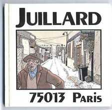 Juillard 75013 Paris Comixland EO 1989 neuf