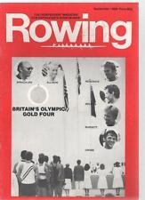 ROWING MAGAZINE - September 1984