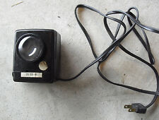 Vintage Bausch & Lomb Small Slide Reader I Think 31-33-86 Marked LOOK