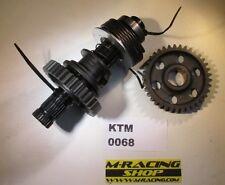 KTM 660 SMC LC4 Kickstarterwelle Kickerwelle Zwischenrad Feder Starterrad Sperra