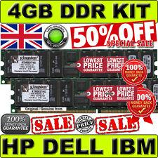 4GB KIT (2x 2GB) DELL PC2100R CL2.5 ECC DDR 266Mhz Dell PowerEdge 6600/6650