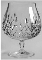 NEW Mikasa COVENTRY Brandy Snifter full lead Crystal Glass Goblet (s)