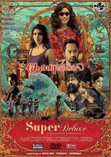 Super Deluxe Tamil DVD stg;  Vijay Sethupathi, Fahadh Faasil, Samantha