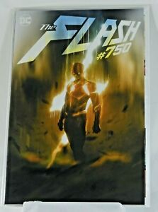 The Flash #750 (Bosslogic Planet Awesome Cover A Variant) DC Comics Book