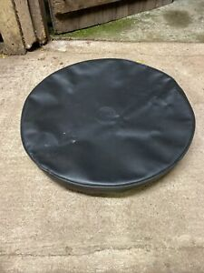 Morgan Sports Car Spare Wheel Cover