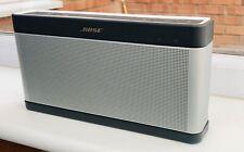 Bose SoundLink III 3 Bluetooth Wireless Portable Speaker Rechargeable Batteries