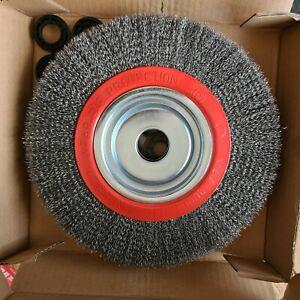 Wire Wheel Steel 250mm Norton
