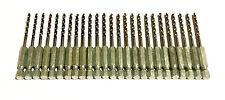 """25 3/32"""" Rapid Load Hex Shank Drill Bits"""