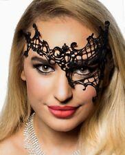 Masque dentelle sexy gothique / Halloween / soirée/ masquerade erotic lace mask