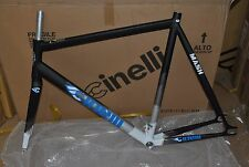 NEW Cinelli Mash Histogram Frameset RRP £679.99 XXL Large Road Fixed Red Hook