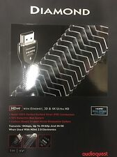 Audioquest HDMI- Diamond 1M High-Speed with Ethernet Cable