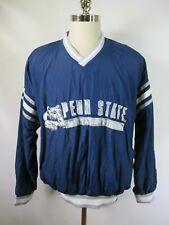E5378 VTG 90s STARTER Penn State Nittany Lions NCAA Windbreaker Jacket Size L