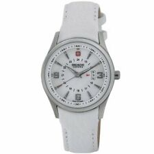 Swiss Military Hanowa Women's 06-6155-04-001 Navalus Classic Leather Watch