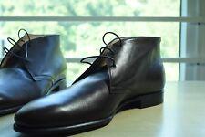 NIB Kiton Napoli deerskin boots 10