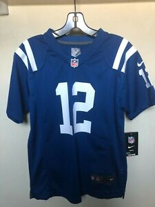 Brand New Colts Andrew Luck NFL Nike Youth Jersey – Blue, M (10-12 yr old)
